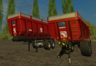 Gilibert trailers pack v1.0