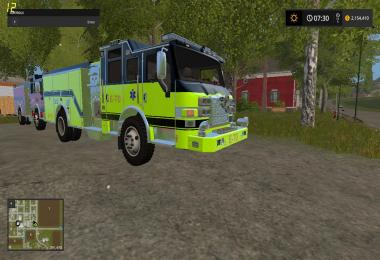 Goldcrest Airport Fire v1.0