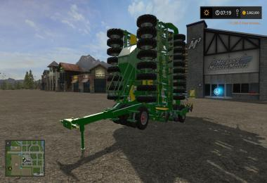 Horsch Pronto 9DC color JD v1.0