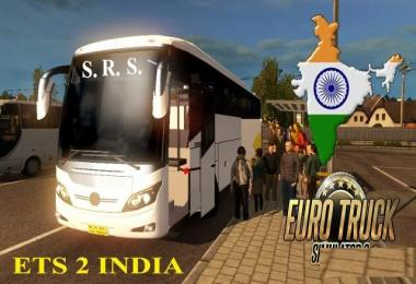Indian Mercedes Benz Bus 1.30.x