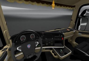 Interior for Scania 1.28.x