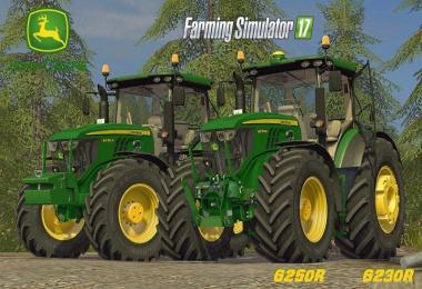 John Deere 6250R Full Final Edition v4.0