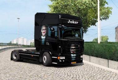 Joker Skin for Scania RJL 1.28.x