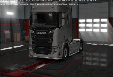 Kelsa Lobar and Sidebar for SCS Scania 2016 1.30.x
