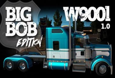 Kenworth W900L Big Bob Edition v1.0
