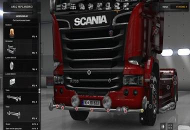 Lights for all Trucks MP ready (update)