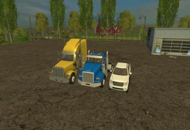 Lizard Trucks Pack v1.1