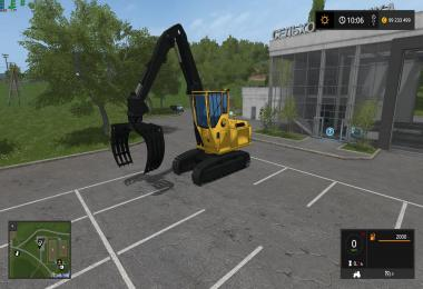 Machine Loader CLAW v1.0