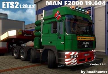 MAN F2000 19.604 8x4 v1.0.2