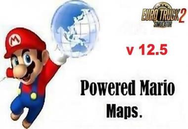Mario map v12.5