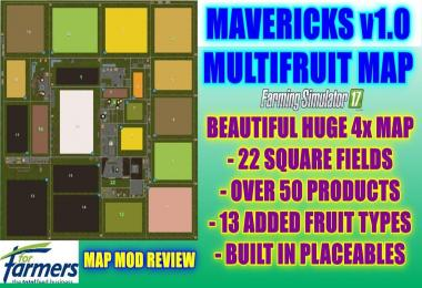 Mavericks Multifruit v1.0.5