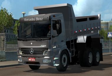 Mercedes Benz Atego 2425 1.28.x
