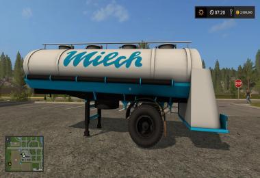 Milchauflieger HLS 90.45/3 v2.0.1.0