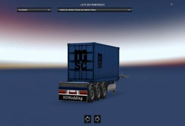MSC Container 1.28.x
