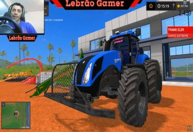 NEW HOLLAND T8 FS17 v3.5