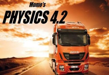 [Official] Momo's Physics v4.2.11 (New Scania S & R Compatibility)