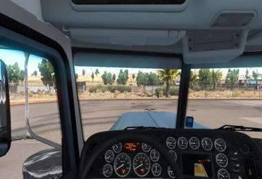Peterbilt 389 Real Interior Startup Sound 1.28