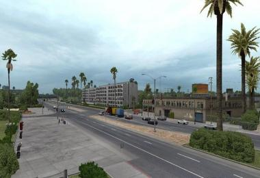 Piva Weather mod for ATS v3.3.1 for 1.29