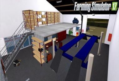 Placeable Andys Werkstatt v1.3