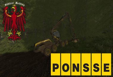Ponsse Scorpion KING v1.0