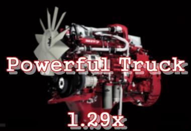 Powerful Truck 1.29.x