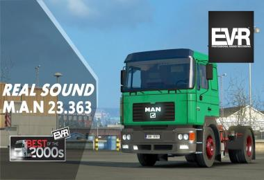 Real Sound M.A.N 23.364 F2000 1.28.x