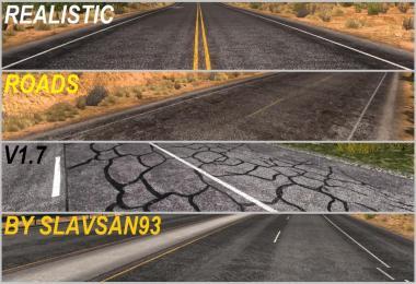 Realistic Roads v1.7