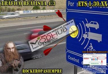 Realistic traffic 4.3 by Rockeropasiempre
