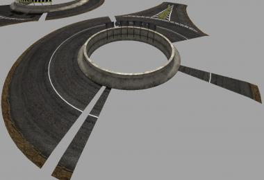 Road Pack Kit alternative dark texture v1