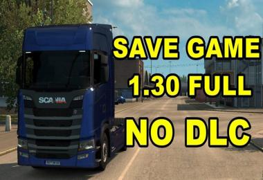 Save Game for version 1.30 (no dlc)