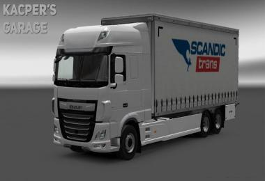 Scandic Trans Paintjob for Tandem v1.0