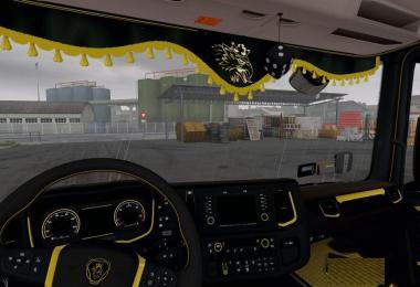 Scania 2016 S&R CMI Interior 1.30