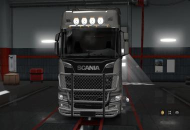 Scania Next Gen Tuning Parts v1.0