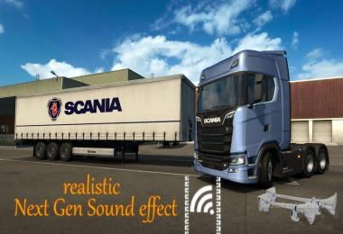 Scania NextGen Sounds 1.30.x