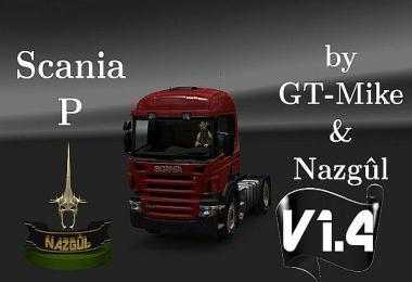 Scania P modifications for 1.30 v1.4