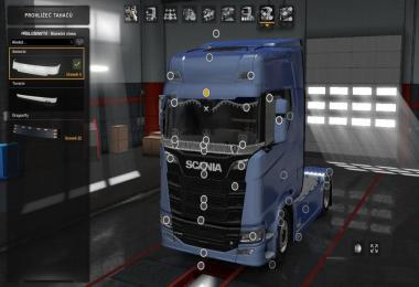 Scania R/S 2016 Mighty Griffin v1.1
