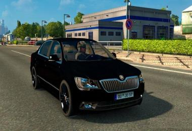 Skoda Superb edit by Traian 2017