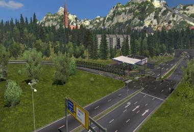 Stuttgart Improvements v1.0 (ProMods Addon)