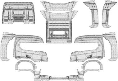Template Scania Next Gen v1