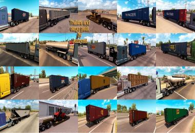 Trailers and Cargo Pack by Jazzycat v1.8