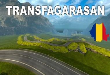 Transfagarasan Map for v1.30