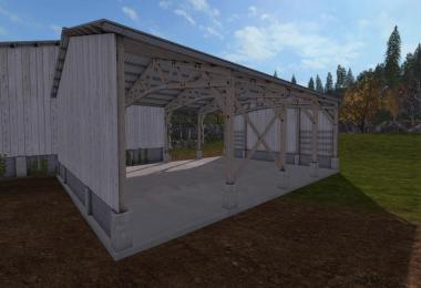 Two Placeable Sheds v1.0.0.0