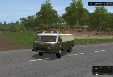 UAZ Volkspolizei v1.0
