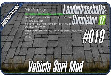 VehicleSort v0.6a