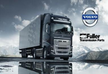 Volvo FH2012 8x4 Heavy Duty Mod Pack 1.28.x