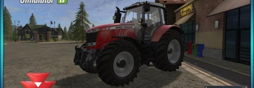 Massey Ferguson 7700er Reihe - DynamicHose v3.0.0.0 Update