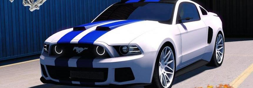 Need For Speed Ford Mustang 1.30