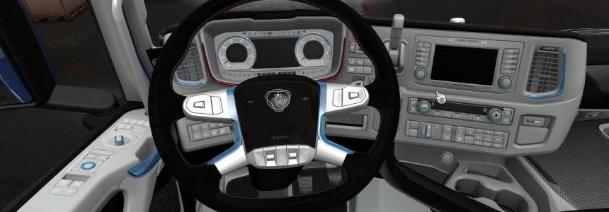 Interior for Scania 2016 v1.0