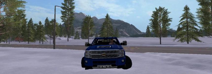 2018 Chevy silverado 3500 v1.0