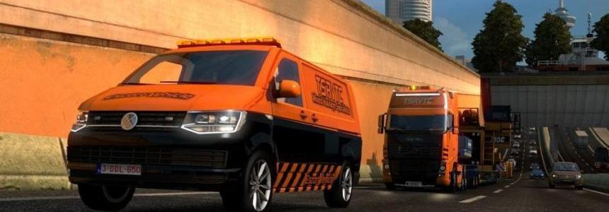 TSRVTC Special Transport Van v1.0